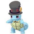 007 Squirtle Shiny Halloween 2019 Pokemon Go