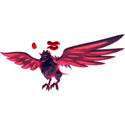 823 Gigamax Corviknight 3d Pokemon Swsh