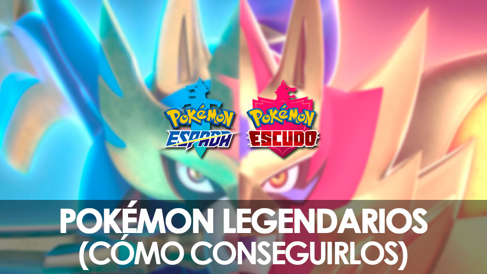 Pokemon Legendarios Pokemon Swsh