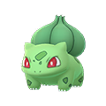 001 Bulbasaur Shiny Pokemon Go