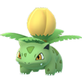 002 Ivysaur Shiny Pokemon Go