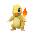 004 Charmander Shiny Pokemon Go