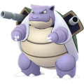 009 Blastoise Shiny Pokemon Go