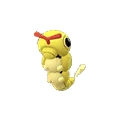010 Caterpie Shiny Pokemon Go