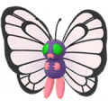 012 Butterfree Shiny Pokemon Go