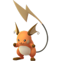 026 Raichu Shiny Pokemon Go