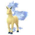 078 Rapidash Shiny Pokemon Go