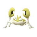 098 Krabby Shiny Pokemon Go