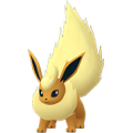 136 Flareon Shiny Pokemon Go