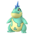 159 Croconaw Shiny Pokemon Go