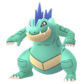 160 Feraligatr Shiny Pokemon Go