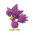 198 Murkrow Shiny Pokemon Go