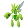 212 Scizor Shiny Pokemon Go