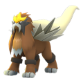 244 Entei Shiny Pokemon Go