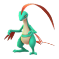 253 Grovyle Shiny Pokemon Go