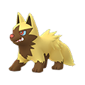 261 Poochyena Shiny Pokemon Go