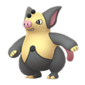 326 Grumpig Shiny Pokemon Go