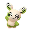 327 Spinda Shiny Patron 1 Pokemon Go