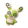 327 Spinda Shiny Patron 3 Pokemon Go
