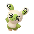 327 Spinda Shiny Patron 7 Pokemon Go