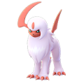 359 Absol Shiny Pokemon Go