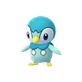 393 Piplup Shiny Pokemon Go