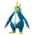 395 Empoleon Shiny Pokemon Go
