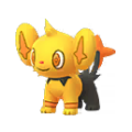 403 Shinx Shiny Pokemon Go