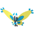 414 Mothim Shiny Pokemon Go