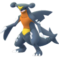 445 Garchomp Shiny Pokemon Go