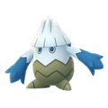 459 Snover Shiny Pokemon Go