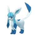 471 Glaceon Shiny Pokemon Go