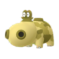 449 Hippopotas Shiny Pokemon Go
