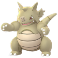 112 Rhydon Shiny Pokemon Go