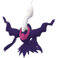 491 Darkrai Shiny Pokemon Go