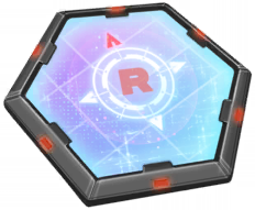 Super Radar Rocket Pokemon Go