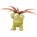 103 Exeggutor Shiny Pokemon Go