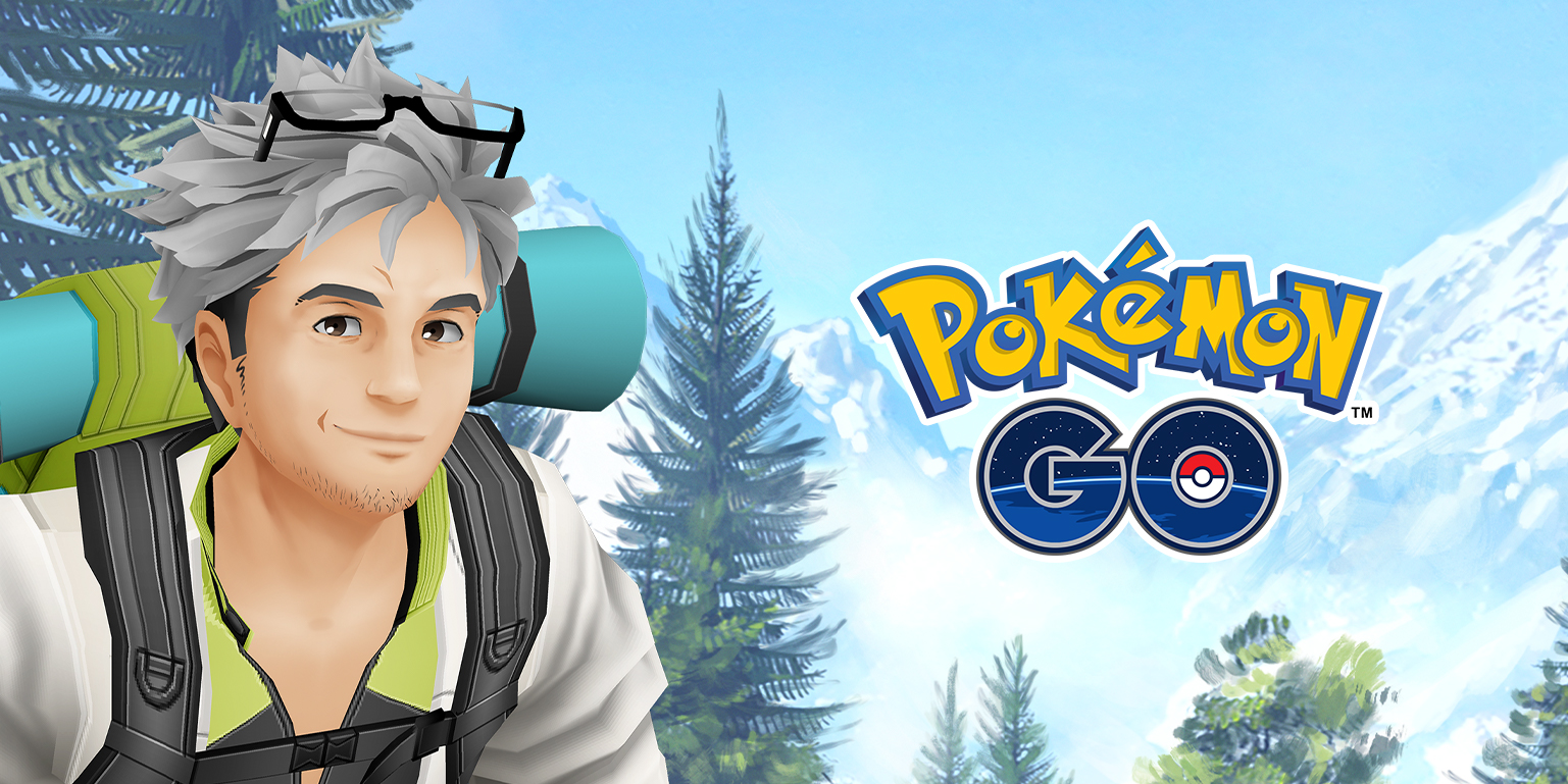Profesor Willow Pokemon Go