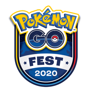 Logo Go Fest 2020 2 Sticker Pokemon Go