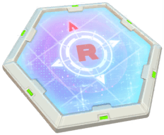 Radar Rocket Pokemon Go