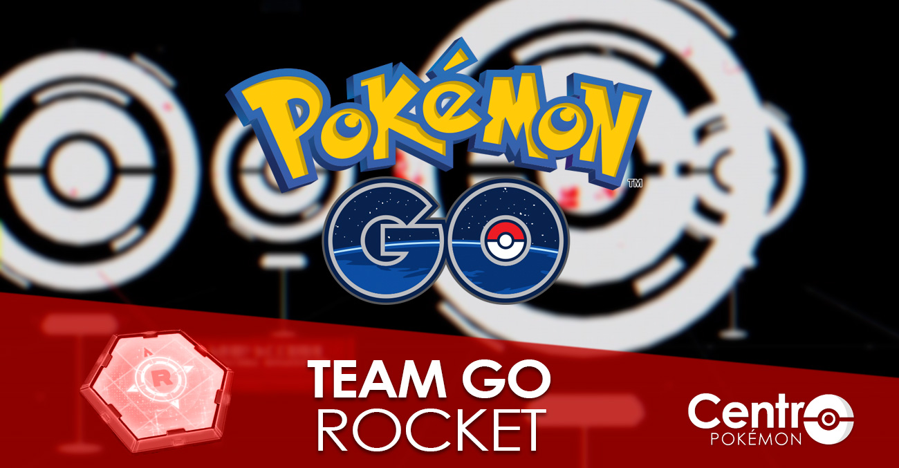 Team Go Rocket Portada
