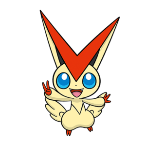 Victini Sticker Pokemon Go