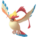 018 Pidgeot Mega Pokemon Go