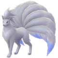 038 Ninetales Shiny Pokemon Go