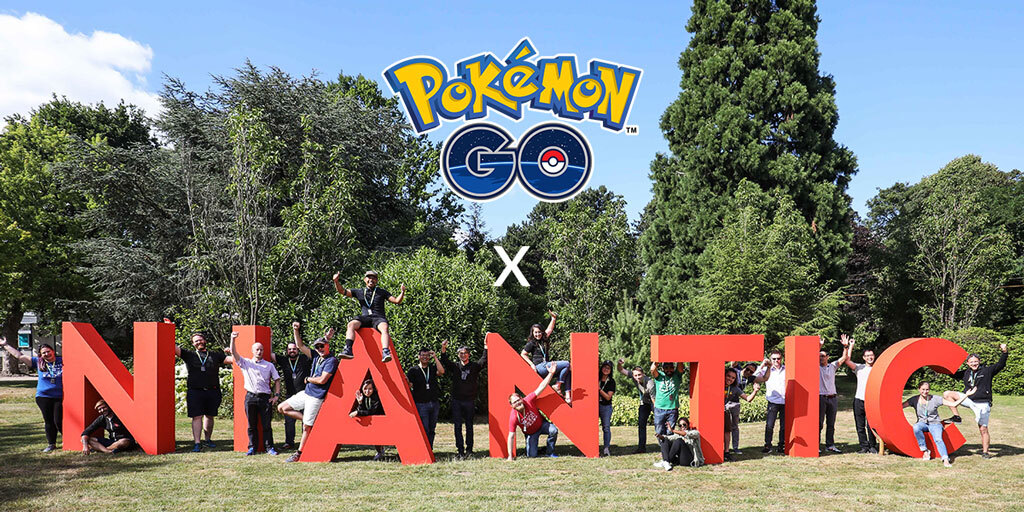 Aniversario Niantic Pokemon Go