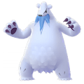 614 Beartic Shiny Pokemon Go